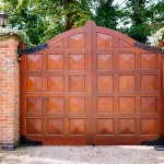 Bespoke Wooden Gates